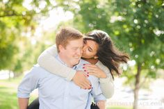 Engagement - #downtown #kc #engagement #engaged #pictures #photography #kansascity #photographer #inspiration #poses