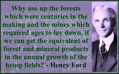 HENRY FORD ON HEMP  HEMP= LOW COST BIO DIESEL + UNLIMITED JOBS + ENVIRONMENTALLY SAFE  #mme #hemp #biodiesel #VOTE