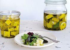 Cheese Upgrade: Try This Marinated Feta Recipe