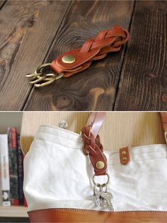 leather key holder   Duram Factory