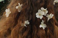 Follow @pippi_soul #aesthetic #flowers #hippie #hair