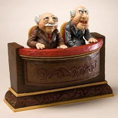 Jim Shore Muppets - Waldorf & Statler 4020802 (04/21/2011)
