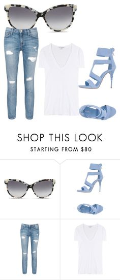 """Untitled #765"" by filhote-1207 on Polyvore featuring STELLA McCARTNEY, Le Silla, Current/Elliott and James Perse"