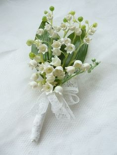 Lilly of the Valley - one of my favorite