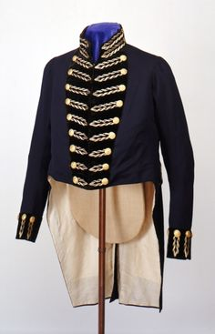 Coat of the Honourable East India Company uniform: pattern 1830
