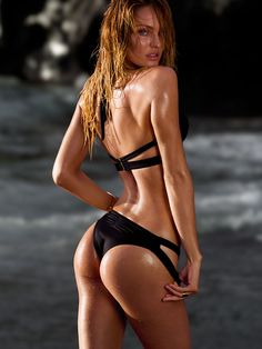 Black is the new black. Always has been, always will be. | Victoria's Secret Itsy Bottom