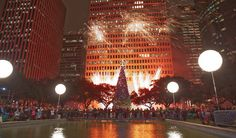 Join the party at the Mayor's Holiday Celebration & Tree Lighting