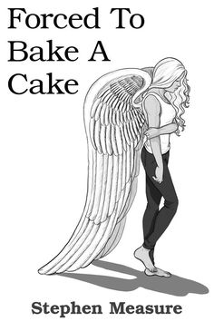 """New cover for """"Forced to Bake a Cake"""" Short Stories, Cover Art, Baking, Cake, Products, Pie Cake, Pastel, Patisserie, Backen"""