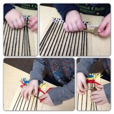 weaving with keys