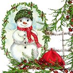 Snowman by KmyGraphic on DeviantArt