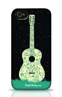 Guitar Apple iPhone 4 Phone Case