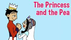 The Princess & The Pea - Animated Fairy Tales for Children