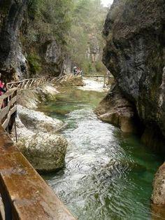 Foto deRuta del Borosa, hasta la laguna de Valdeazores, Sierra de Cazorla