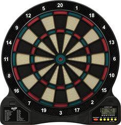 Fat Cat 727 Electronic Soft Tip Dartboard  Full review at: http://best10best.com/best-dartboard/