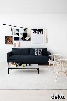 DIY: Concrete coffee table
