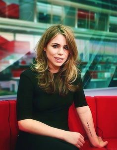 Billie Piper gorgeous hair