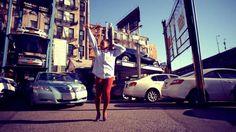 Nubian Néné WAACKING NYC Waacking Dance Disco | YAK FILMS