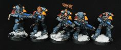 Primaris Space Wolves Hellblasters - Forum - DakkaDakka | You attack the darkness.