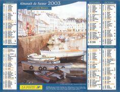 Almanach des Postes 2003 - 2ème Semestre