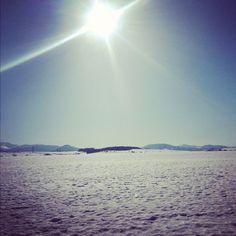 #sun #snow #beautiful Snow, Beach, Water, Outdoor, Beautiful, Gripe Water, Outdoors, The Beach, Beaches