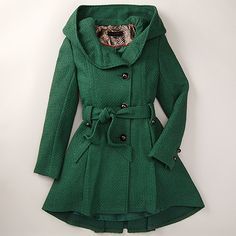 Fall Must-Haves: Outerwear // Steve Madden