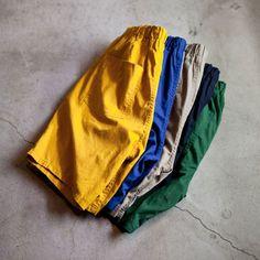 夏にゆるりと履きたいナイスショーツ【Ordinary fits TRAVEL SHORTS】 | ストラクト日記