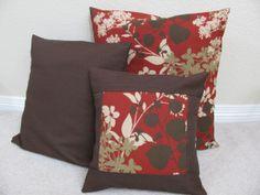 Easy sew pillow