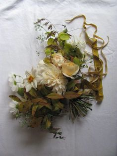 October bouquet http://thebluecarrot.co.uk