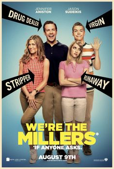 We´re the Millers | Poster