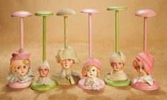Doll hat Stands