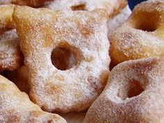 Slovak Recipes, Czech Recipes, Czech Desserts, Donuts, Sweet Life, Doughnut, Good Food, Food And Drink, Cooking Recipes