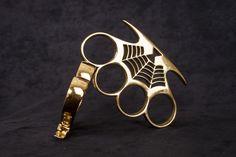 Deadly Venom Brass Knuckles - Knockout Knucks