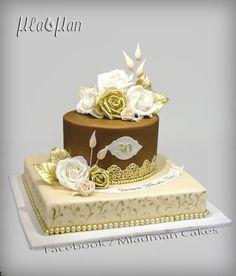 Roses Cake - Cake by MLADMAN