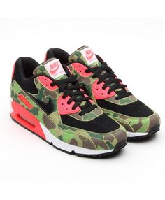 b850cccd5eb8f8 Nike Air Max 90 Premium  Duck Hunter Camo  Pack Japanese retailer atmos  keeps the ball rolling with their long list of collaborations this year by  debuting ...