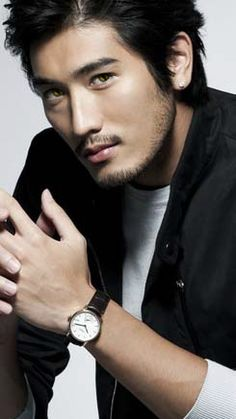 Oh Magnus! He is definitely the one I am eager to see in the movie <3