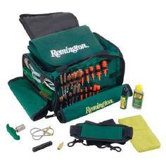 Remington Gun Cleaning Kit Squeeg-E Range Bag  #Remington
