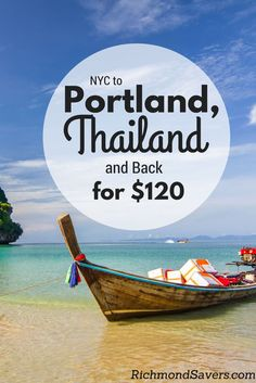 This is an amazing example of how using trvel reward points strategically can reap huge #travel rewards! #NewYork #Thailand #vacation http://www.richmondsavers.com/nyc-to-portugal-to-thailand-and-back
