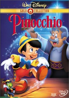 Pinocchio is a film where if this little boy tells a lie his nose will grow and every time it will grow some more. He clearly is dishonest because everyone who has seen this film knows his nose grew to be very large Disney Cinema, Walt Disney Movies, Classic Disney Movies, Disney Movie Posters, Film Disney, Pixar Movies, Kid Movies, Family Movies, Cartoon Movies