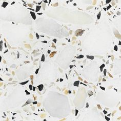 Colour Centre - One of the many benefits of terrazzo is colour choice. The SL range of terrazzo is a great starting point to choosing a colour that best suits your design intention Terrazo Flooring, Stone Flooring, Concrete Floors, Ceramic Flooring, Parquet Flooring, Grey Flooring, Terrazzo Tile, Marble Tiles, Tile Floor