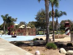 Best Parks in L.A. Polliwog Park- Manhattan Beach (pictured) Valencia Heritage Park Garfield Park -So Pasadena Griffith Park - LA Travel Town -LA and more...