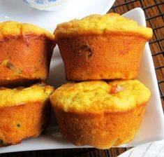 untitled-1 Cornbread, Bakery, Recipies, Muffin, Easy Meals, Cooking, Breakfast, Ethnic Recipes, Food