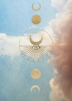 Modern Mysticism Art Print - Modern Mysticism Art Print – TerraSoleil You are in the right place about Modern Mysticism Art Pr - Mystic Wallpaper, Witchy Wallpaper, Spiritual Wallpaper, Inspiration Art, Art Inspo, Wallpaper Backgrounds, Iphone Wallpaper, Zen Wallpaper, Hippie Wallpaper