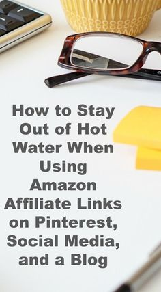 Knowing what NOT to do will earn you more money with the Amazon affiliates program. http://ndcfullcircle.com/use-amazon-affiliate-links-social/?utm_campaign=coschedule&utm_source=pinterest&utm_medium=ND%20Consulting%20-%20Blog%20to%20Business&utm_content=How%20to%20Use%20Amazon%20Affiliate%20Links%20on%20Pinterest%2C%20Social%20Media%2C%20and%20Blogs