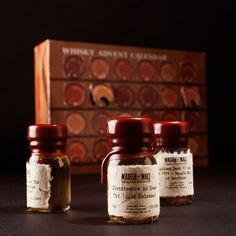 Whiskey Advent Calendar | 18 Gifts That Whiskey Lovers Will Certainly Love