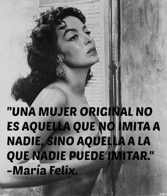 Maria Felix Quotes in Spanish | Mujer Original María Félix #spanish