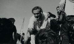 Timothy Leary, 1967  Photo by Dennis Hopper