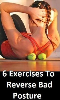 Clever Products You Need To Get In Shape For 2014 6 Exercises To Reverse Bad Posture Exercises To Rev Fitness Workouts, Fitness Motivation, Fitness Diet, Health Fitness, Ab Workouts, Muscle Fitness, Workout Routines, Stomach Workouts, Weight Workouts