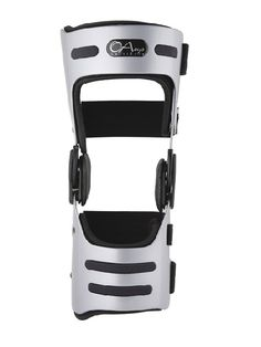 OAsys Carticare OAsys® is a double upright brace that provides medial or lateral compartment unloading for the relief of OA knee pain, plus functional support for patients with ligament instability. Equipped with Accutrac® ROM hinges and an Acculign™ slid Slide Bar, Knee Brace, Knee Pain, Braces, Rheumatoid Arthritis, Chronic Illness, Iron Man, Exercise, Health