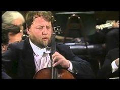 Robert Schumann Cello Concerto in A minor, Op. 129 1. Nicht zu schnell 2. Langsam 3. Sehr lebhaft Heinrich Schiff- Cello Christoph Eschenbach- Conductor Vien...