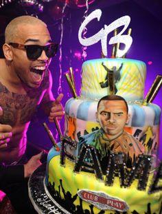 Rihanna Cake Ft Chris Brown Live Bet - image 7